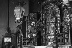 前立観音菩薩像