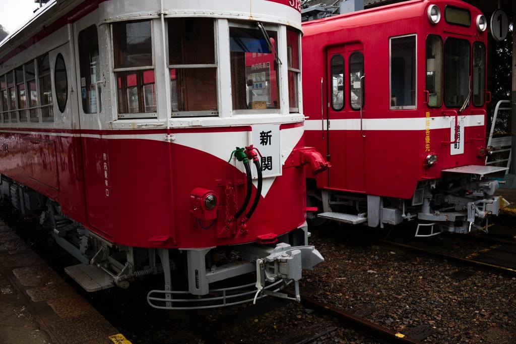 昭和の電車 モ510形512