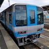 在りし日の宇和島駅2
