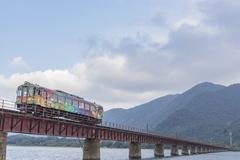 京都 由良川橋梁