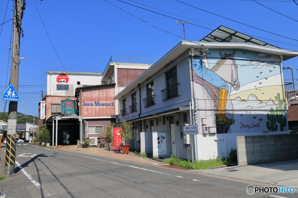 KURASHIKI STREET SNAP #011