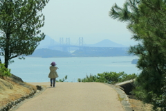 小さな冒険×瀬戸大橋