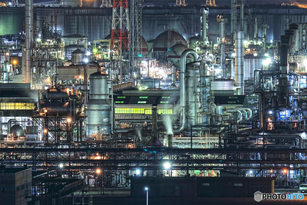 工場夜景maniac 4