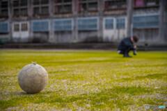 ボールと友達