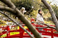 ポートレート 桜 #2