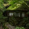 三瀧寺の東屋①