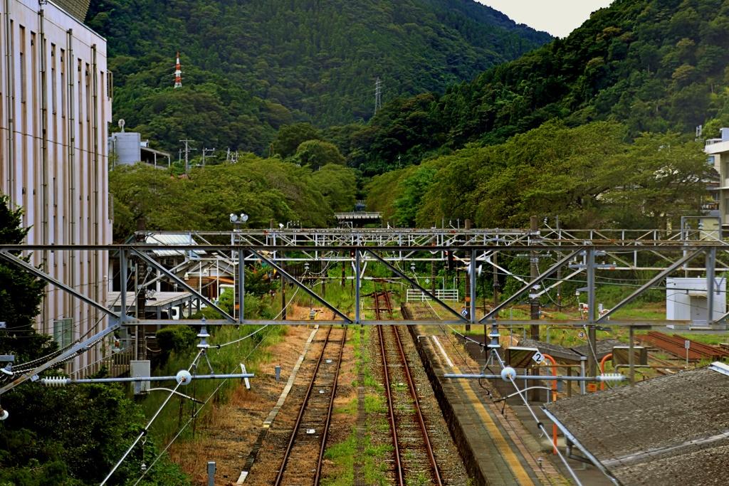 しばしタイムスリップ①:御殿場線(旧東海道線)
