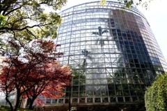 小田原フラワーガーデン:トロピカルドーム温室