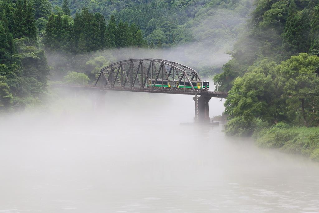 只見線第4橋梁