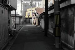 シャッター街