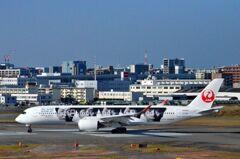 JAL A350 「嵐」 09