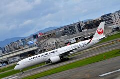 JAL 203   Airbus A350