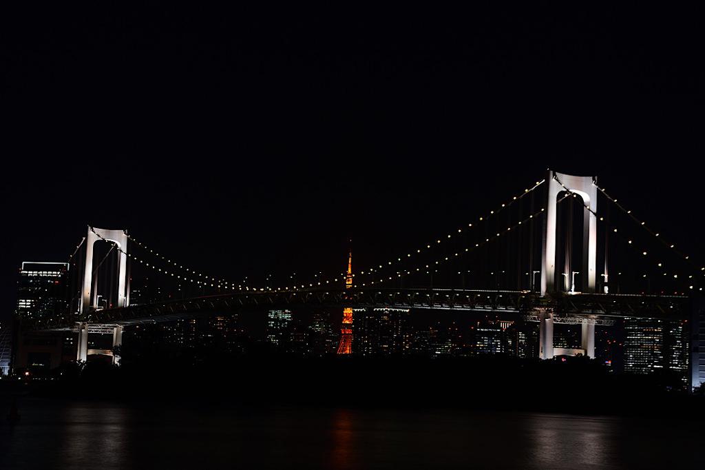 タワーと橋