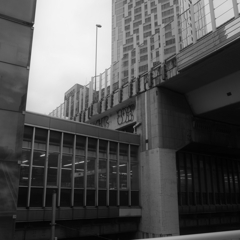 渋谷駅高架