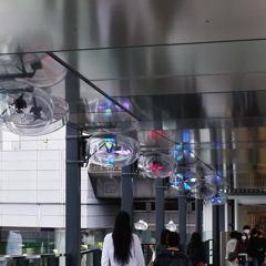 Phantom 3D hologram display