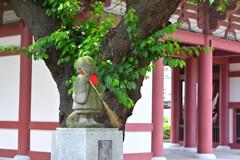 池上本門寺にて6