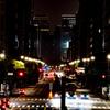 日比谷通り・夜景2