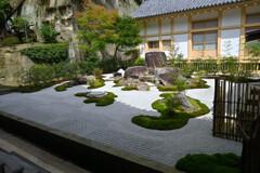 侘び寂び(瑞巌寺庭園)