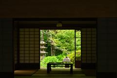 浄智寺(書院)1