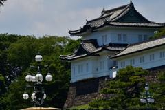 皇居(伏見櫓)