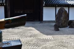 東福寺(方丈八相の庭 南庭)