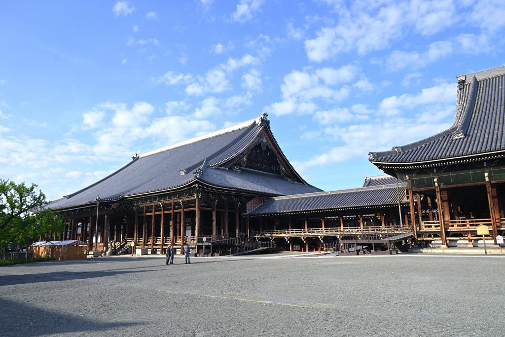 西本願寺(御影堂 阿弥陀堂)