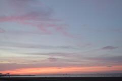 夜明け前の城南島海浜公園3