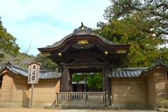 円覚寺・勅使門