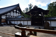 侘び寂び(東福寺の本坊庭園八相の庭 南庭2)
