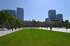 首都東京の玄関口