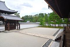 相国寺方丈前庭(表方丈庭園)