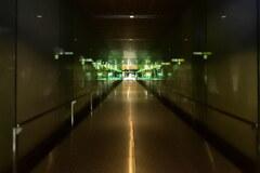 硝子の廊下
