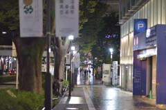 表参道の夜を彷徨う3
