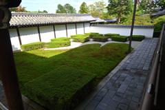 侘び寂び(東福寺 本坊庭園(八相の庭))