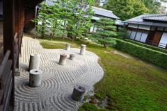 侘び寂び(東福寺 本坊庭園(東庭))