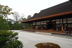 建仁寺方丈(前庭)