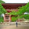 醍醐寺・西大門(仁王門)