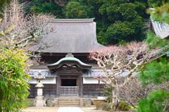 円覚寺・舎利殿