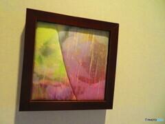 少し美術館気分ー3  紫陽花