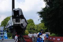 Olympic 報道カメラ