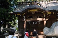 宮之咩神社