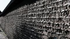 東大寺 土壁