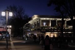 街角 夜景