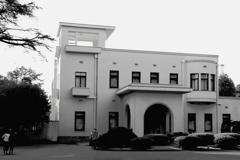 目黒庭園美術館1 旧朝香宮邸