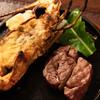 オマール海老と石垣牛のステーキ