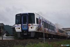 愛媛のアンパンマン列車①