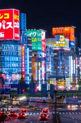 夜の街-Shinjuku-