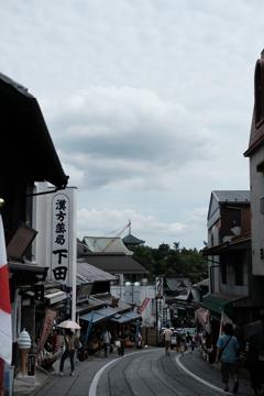 成田の風景