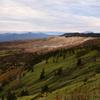 秋の草津白根山