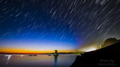 女岩と星降る空